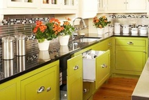 Dream Kitchen / by Jenny Hanger