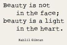 Quotes / by Allison Quesenberry