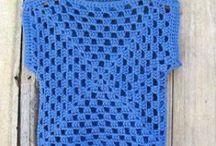 Knitting  Crochet / by Ania Bsz