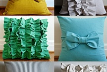 C is for Cushion / by Janice O'Dea
