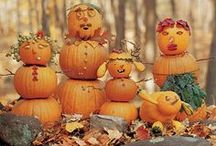 Autumn, October, & Halloween are my Absolute Favorite / A collection of home decor and inspiration for the fall, full of crafty love for the Autumn, Halloween, and Thanksgiving seasons.