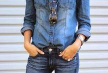 Casual Day / Effortless everyday fashion wardrobe