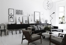 Decoration Black&White / by Emmanuel REZE