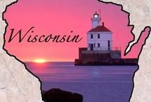 Wonderful Wisconsin / by Kathy Gaszak
