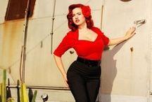 40s & 50s Style / Vintage fashion I love