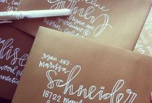 Lettering and Doodles / by Jenny Hanger
