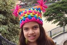 Trapillo,  totora o t-shirt yarn / Tejidos en crochet o palitos (dos agujas) XL en trapillo, totora o t-shirt yarn. / by Tejiendo Perú
