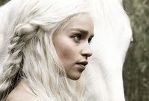 Mother of Dragons / Game of Thrones