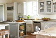 Kitchen / Ideas for my new kitchen...