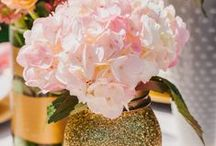 Simply Soirée - Center of Attention / Centerpieces / by Jamie Daily