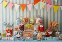 Simply Soirée - Candy Buffets / by Jamie Daily