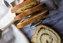 Delicious Bread Recipes / I love bread! Although my hips doesn't love bread, I am collecting a whole board of easy bread recipes that I plan to try! Take a look at my collection of bread recipes!