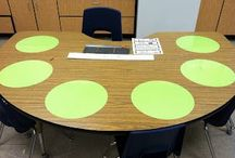 Teacher Table / by Jenny Hanger