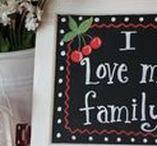 HOME Chalkboards