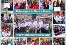 Volunteer Peru Cusco / Volunteer Programs in Peru Cusco Since 2007, 2 locations, 6 programs, 3 local coordinators, 12 host families and over 5000 people helped each year by our volunteers in Cusco and the Amazons:   Cuzco (Cusco): Language & Cultural Immersion Medical/Healthcare Teaching English Education Pre-medical/Pre-dental Orphanage/Child Care  Amazon: Conservation   https://www.abroaderview.org/volunteers/peru  #volunteer #peru #cusco #orphanage #teaching #conservation / by ABroaderview Volunteers Abroad