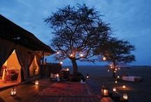 Romantic Places / Rooms and locations that inspire romance