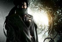 Everything Shinobi/Ninja / Love of all things Ninja, Shinobi, Kunoichi (Female Ninja), Assassins, & Mythical Warriors.