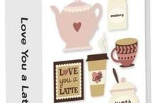 Cricut love you a latte  / by Janet Chacon Haught