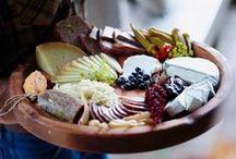 Cheese plates / by Kara Venanzi Patti