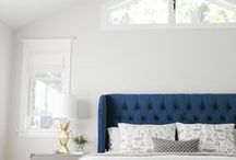 Bedroom Dreamin' / Dream Bedrooms / by Emily @ Table & Hearth