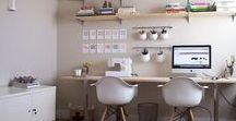 Work Space | Arbeitsplatz / Kleine Arbeitsplätze