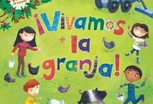Spanish Language Resources / Enjoy helpful Spanish Language Learning resources such as: books, wooden games, rhymes, songs, labeled-illustrated posters and more!