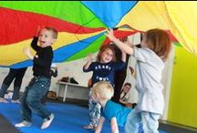Creative Movement & P.E. / Reggio-based education at Bennett Day School includes physical investigations and creative movement activities that promote good health, collaborative learning, and innovative thinking!