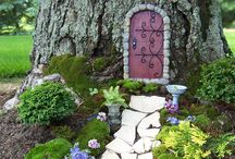 Fairy Garden Design Projects! / Young children have endless imagination! Enjoy these design projects that tap imagination and innovation with Fairy Gardens and Library-Shelf Elf Houses.