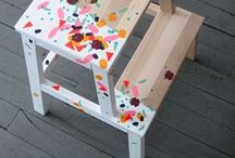 reclaimed. recycled. reused. fixed up in general. / by Lynn-Anne Bruns
