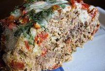 Crock Pot Meatloaf/ Meatball Recipes / by Ginger Jones