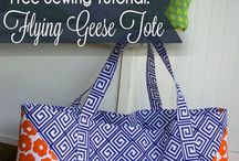 Sewing Tutorials - Bags and Accessories / by Jennifer Bland