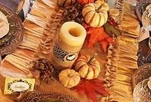 Thanksgiving Decor & Treats