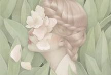 Illustration / by Valerie Chao