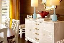 rg client dining room / by Lynn-Anne Bruns