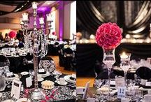 "Wow Wedding Tables / Your guests will be ""wowed"" when they enter the room!!"