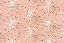Mid Century Pink