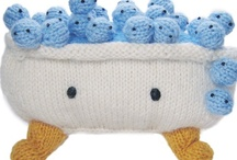 Pretty and Cute Things in Numbers / knit and crochet items..because more than one is more fun.