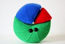 Happy Fiber :D - Knit, Crochet, Etc. / Knit, Crochet, Fibert Arts that makes me smile. / by Teresa Lindsey