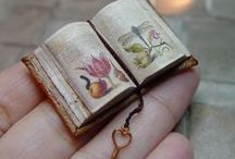 Miniscule... / being a board to pay homage to miniature books and 'things' connected to miniatures.