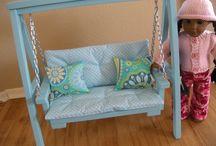 craft: american girl / by daisyeyes handmade