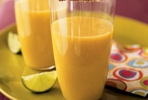 """Beverages...  / Recipes and ideas for our juice meals - 1x per day! (We just watched """"Fat, Sick, and Nearly Dead"""" and we are now sold on juicing, maybe not for 60 days exclusively, but for one meal per day it can't hurt!) / by Renee Quinn"""