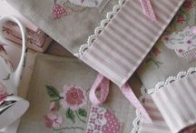 Pincushions, Needle & Scissor cases, Hearts and boxes / by Susan Elizabeth Beattie