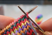Knitting School / Things to know about knitting