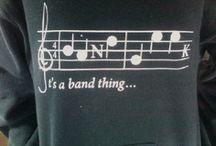 It's a Band Thing / by Tori Froh