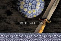 Prue Batten's books. / being the covers of Prue Batten's books.