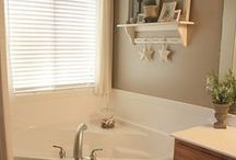Bath Room Ideas / by Megan Luster