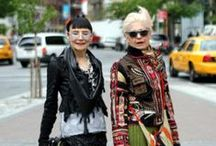 Advanced Style / by Violet Althouse