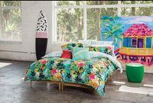 Beautiful Bedrooms / Beautiful bedroom inspiration featuring KAS bed linen