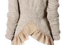 Inspiration: Refashion sweaters / by Elizabeth Kobata