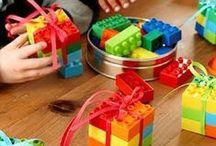 Lego Party Ideas / Creative lego party ideas for both boys or girl parties.
